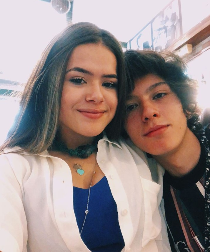 Maisa Silva e Nicolas