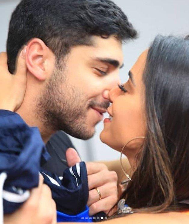Anitta e Thiago