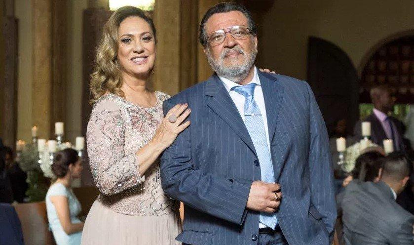 Nádia e Gustavo