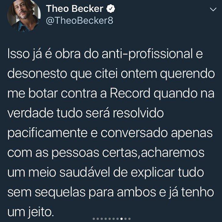 Theo Becker
