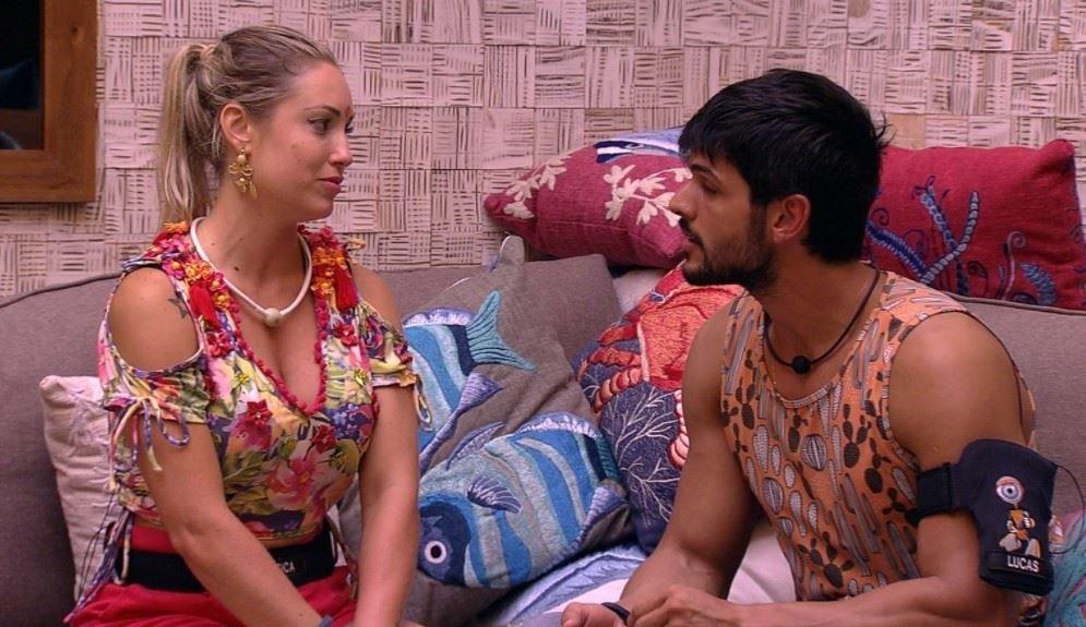 Lucas e Jéssica