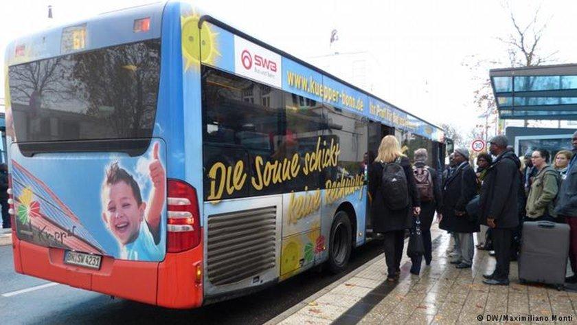 Contra poluição, Alemanha pode tornar gratuito transporte público