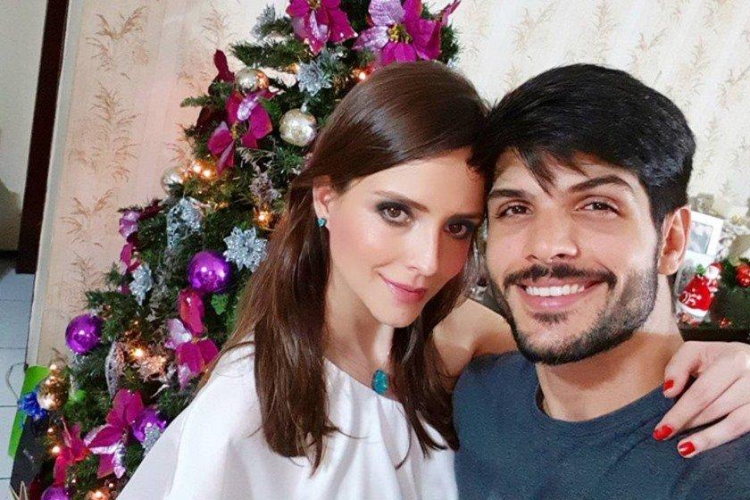 Lucas e Ana Lucia