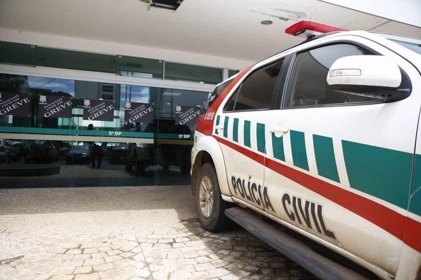 Policiais civis do DF fazem paralisação de 3 dias