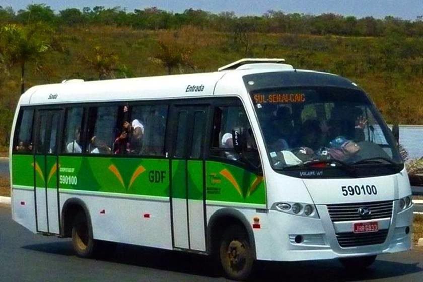 José Antônio Gama/Ônibus Brasil