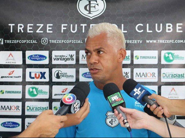 Reprodução/Treze Futebol Clube