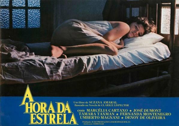 a hora da estrela centro de pesquisadores do cinema brasileiro