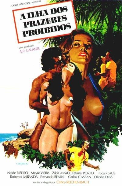 a ilha dos prazeres proibidos 1978 carlos reichenbach