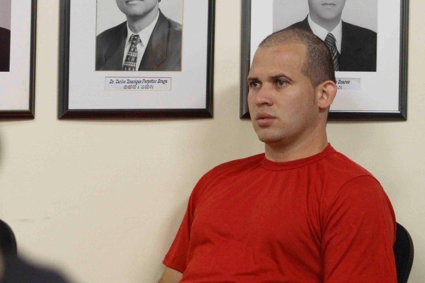 Macarrão, comparsa do ex-goleiro Bruno, vai para o regime aberto