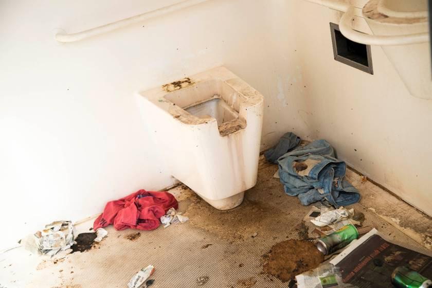Banheiros Públicos 4
