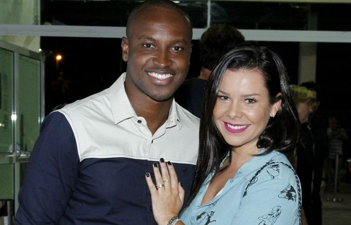 Fernanda Souza e Thiaguinho