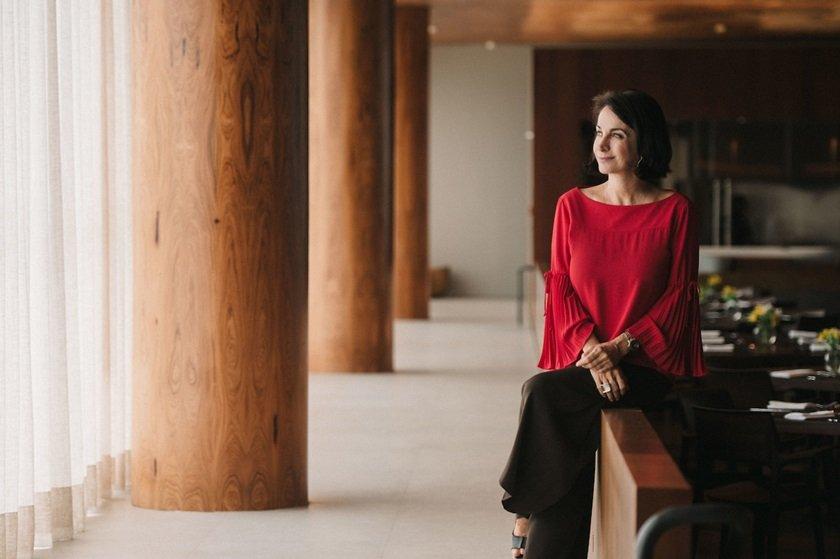 Brasília (DF), 02/03/2018 Entrevista Claudia Matarazzo Local: Hotel B Foto: Bruno Pimentel/Metrópoles