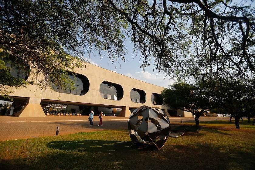 Brasília(DF), 23/09/2015 - Prédio do CCBB