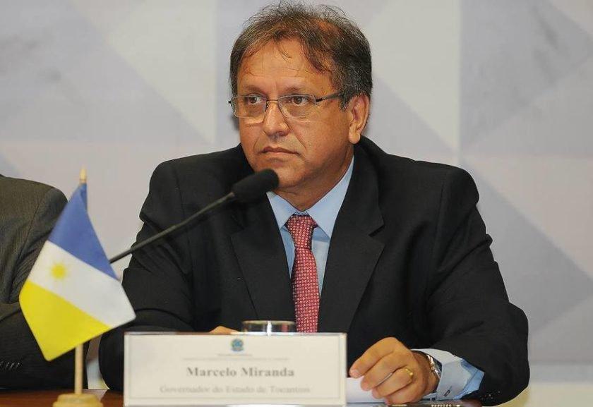 Governador e ex-governador do Tocantins são intimados a depor na PF