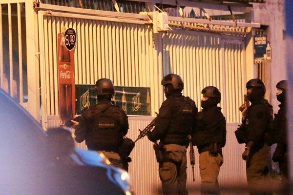 operação paiol, PCDF, venda de armas