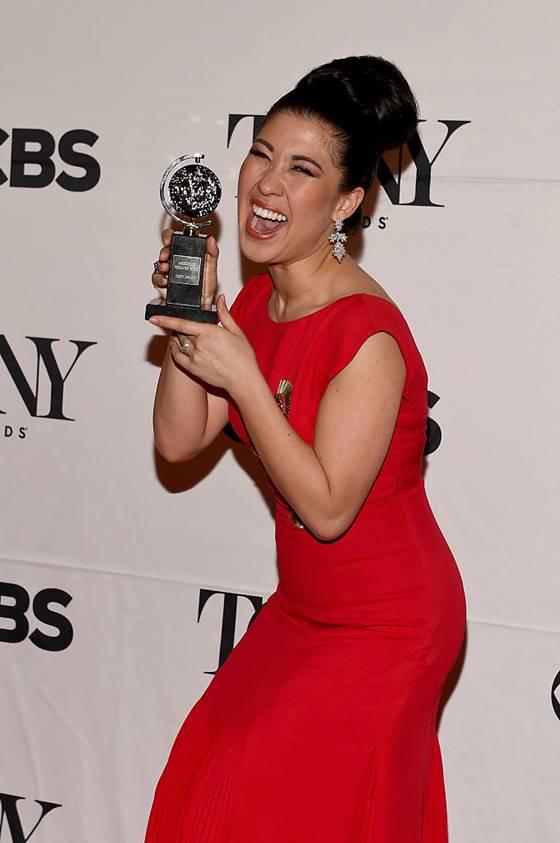 2015 Tony Awards - Press Room