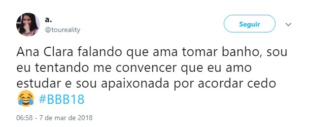 Ana Clara banho 1