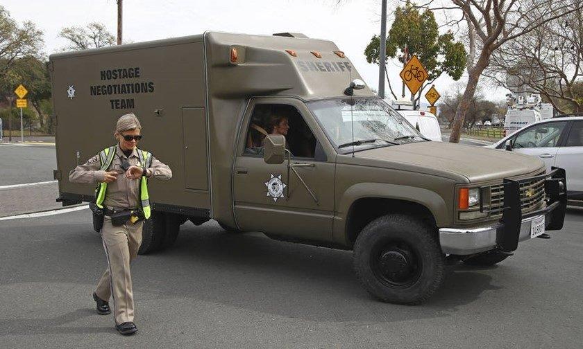 Ataque a lar de veteranos de guerra deixou 4 mortos na Califórnia