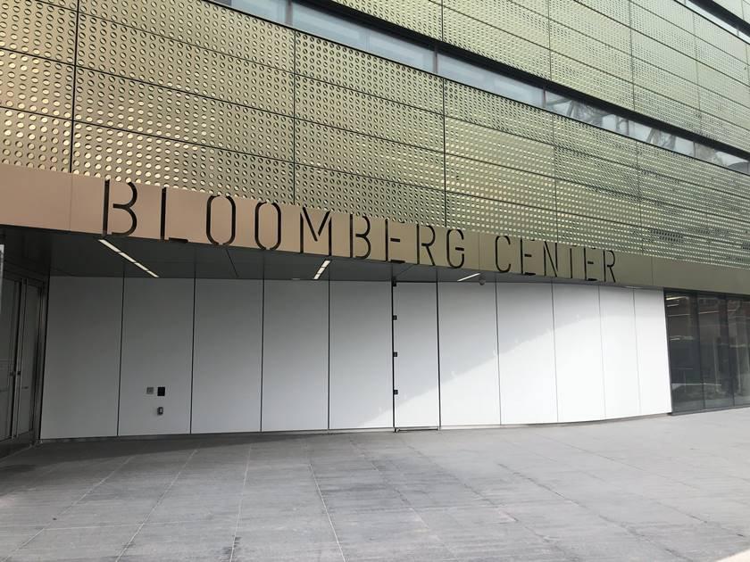 comitiva fibra biotic a NY