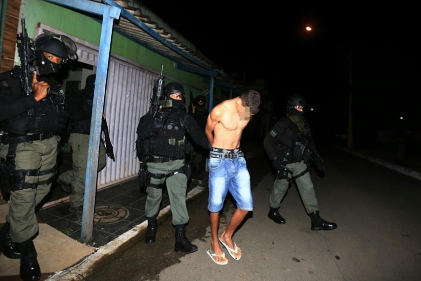 gangue agreste, planaltina, polícia civil, operação agreste