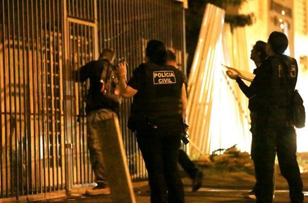 gangue, planaltina, polícia civil, operação ares