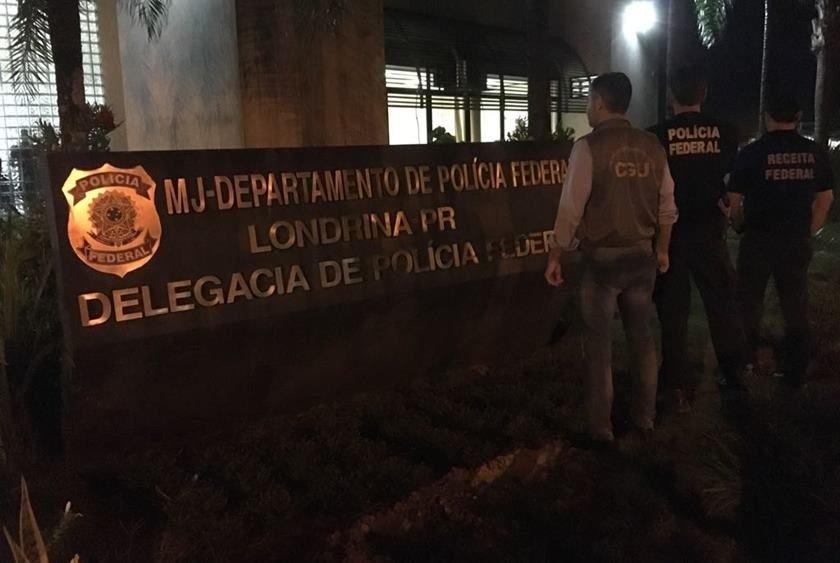 divulgação/ policia federal