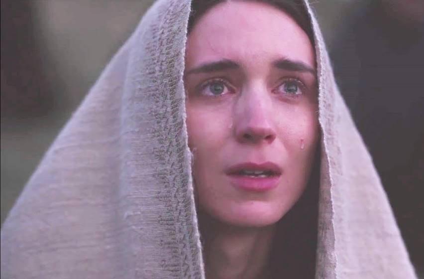 Maria Madalena chorando red