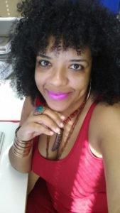 Emanuelle Goés é enfermeira e doutora em saúde pública, dona do blog População Negra e Saúde (Foto: Arquivo Pessoal)
