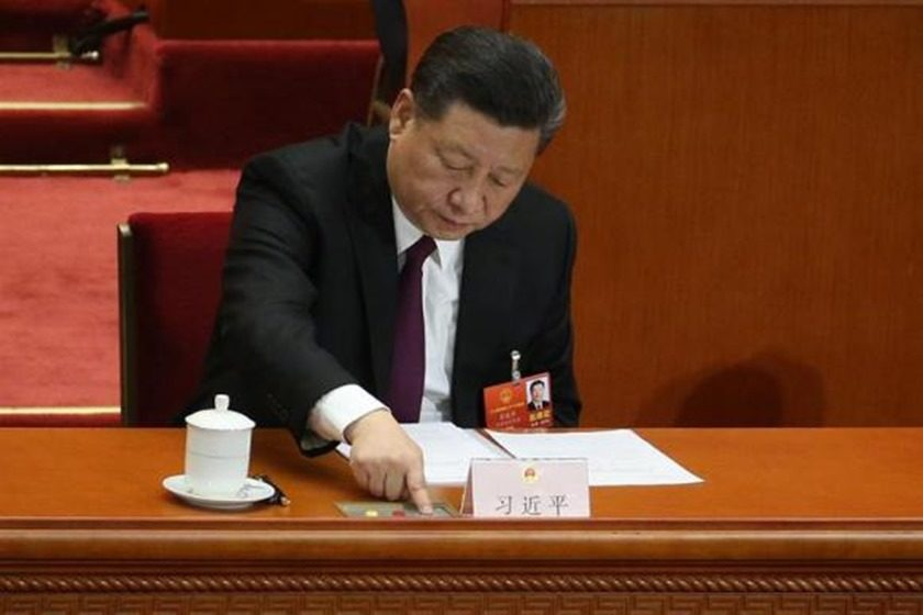 Xi Xinping é eleito para mais um mandato na China
