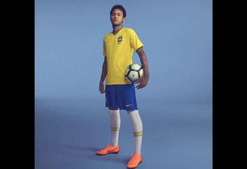 dff2807552b4a CBF divulga novas camisas da Seleção inspiradas na Copa de 1970