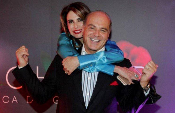 Luciana Gimenez e Marcelo