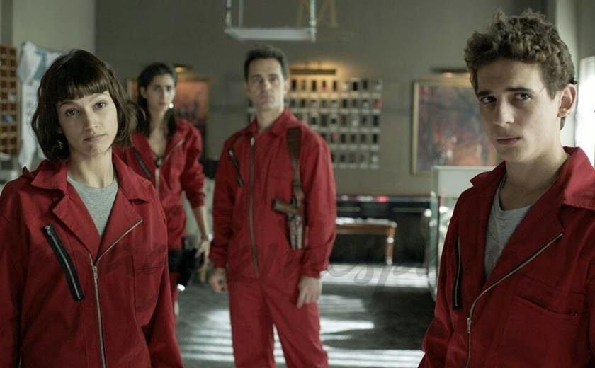 Netflix: Parte final de La Casa de Papel ganha trailer