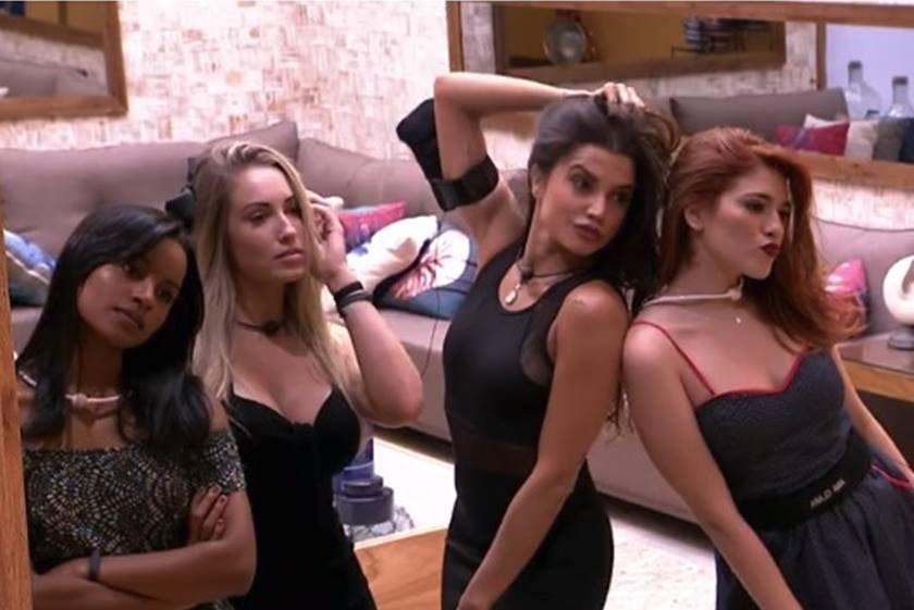 quarteto feminino
