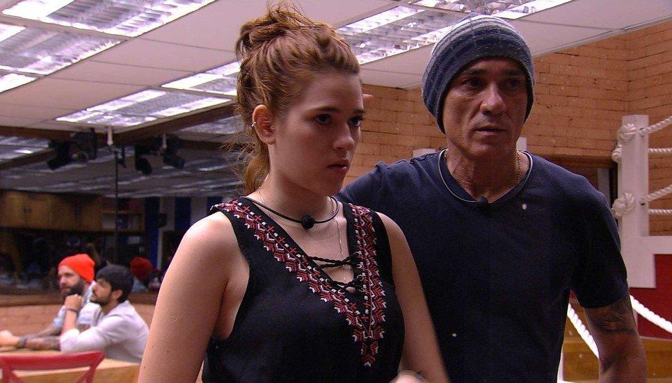 Ana Clara e Ayrton