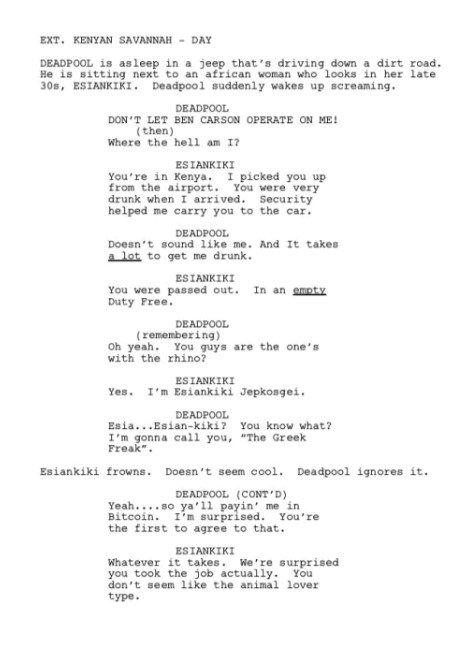 Script p 1