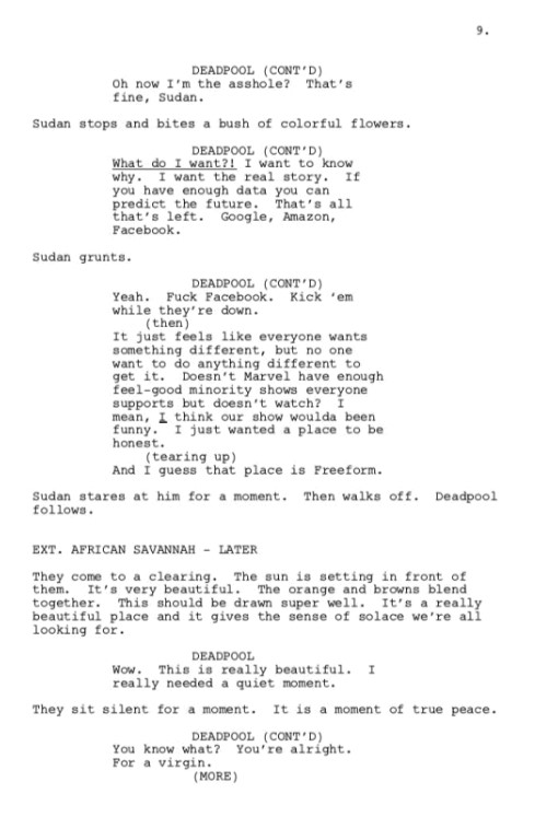 Script p 9