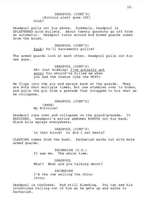 Script p 10