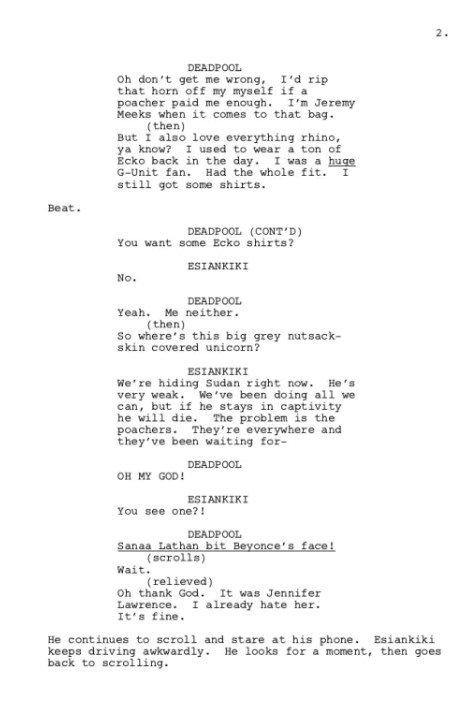 Script p 2