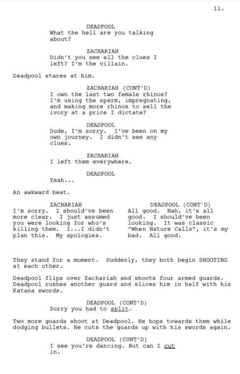 Script p 11