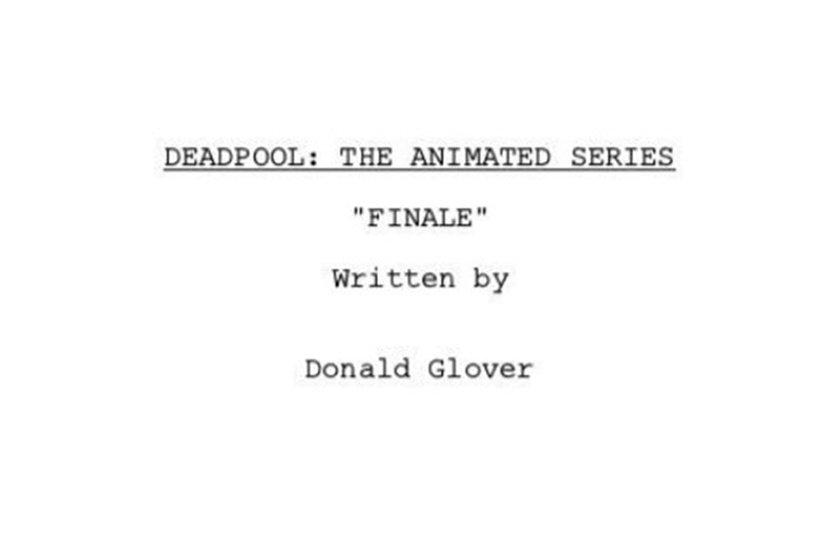 script cover