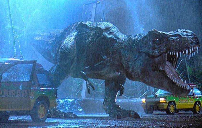 t rex jurassic parkj