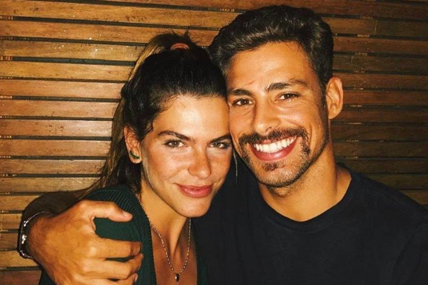 Cauã Reymond e Mariana Goldfarb estão juntos novamente