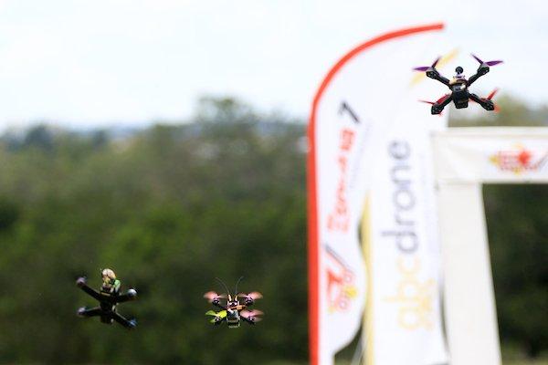 Campeonato de drone