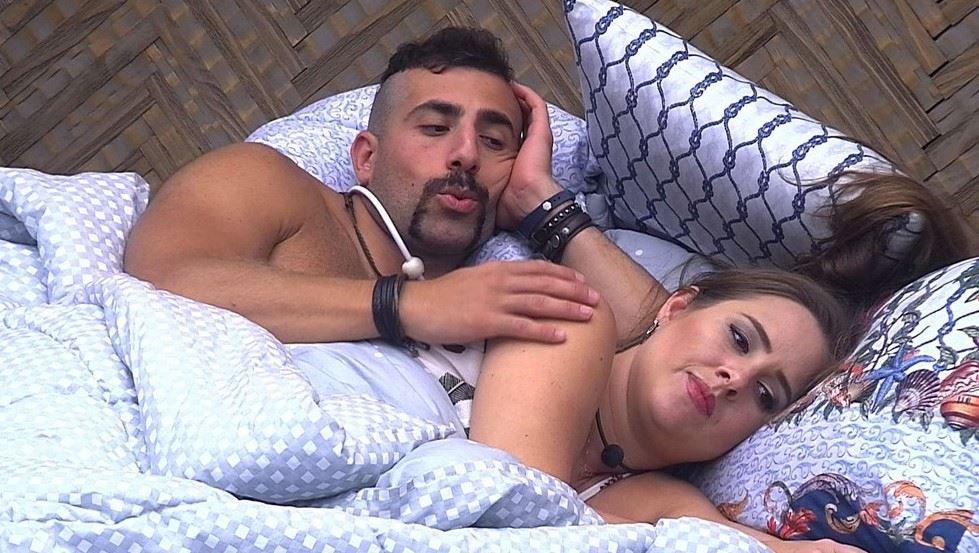 Kaysar e Patrícia