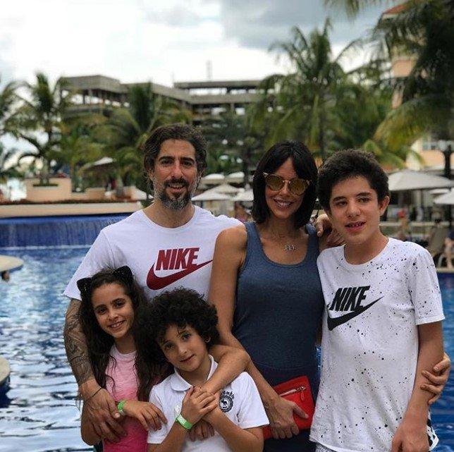 Marcos Mion homenageia filho autista