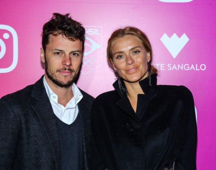 Carolina Dieckmann e Tiago