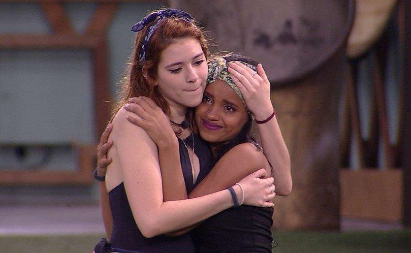 Ana Clara e Gleici
