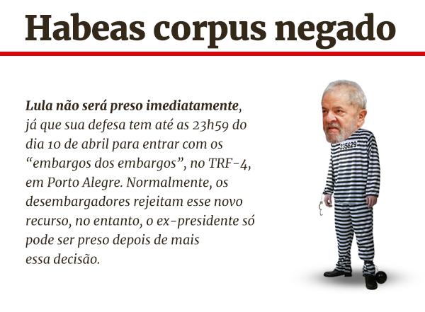 Juiz Sérgio Moro manda prender Lula