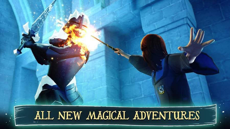 Hogwarts Mystery será lançado ainda este mês — Harry Potter