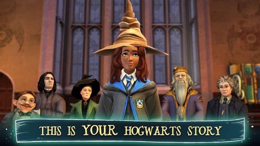 Harry Potter: Hogwarts Mystery | Jogo terá voz dos professores dos filmes